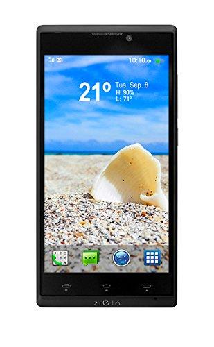 Woxter Zielo Z800 HD - Smartphone de 5   Octa Core OGS  IPS HD  c  mara de 16 MP con sensor CMOS  doble ranura SIM  A-GPS y almacenamiento interno de