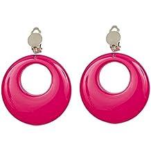 NET TOYS earrings stud earring 80s eighties fashion jewellery 1980s jewelry 90s ear clips