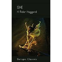 She (Serapis Classics) (English Edition)