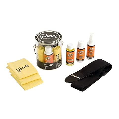Gibson Clear Bucket Care Kit (G CAREKIT1)