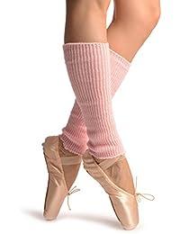 Baby Pink Dance/Ballet Leg or Arm Warmers - Leg Warmers - Rosa Calentadores moda Talla unica (37 cm)