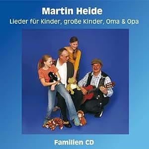 Lieder für Kinder , große Kinder, Oma + Opa