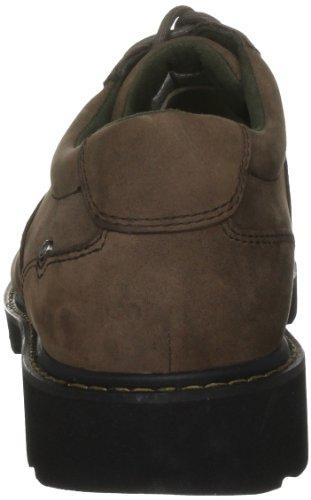 Rockport Charlesview - Scarpe con lacci, uomo Marrone (Marron foncé)