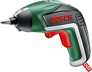 Bosch IXO Cordless Screwdriver with Integrated 3.6 V Lithium-Ion Battery (B00XI610R0) | Amazon Products