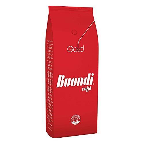 Buondì Gold, Chicch Interi, Caffè, Espresso, Cappuccino, Caffelatte, 6 x 1000g
