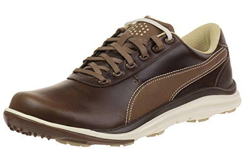 Puma BioDrive Leather Men Golfschuhe Golf 188202 02 brown ,...