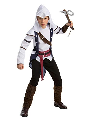 Connor Kostüm aus Assassins Creed für - Assassin Kostüm Kinder