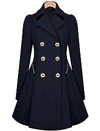 Amisu mantel damen
