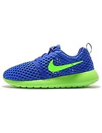 Nike Racer Blue/Electric Green, Scarpe sportive Bambino
