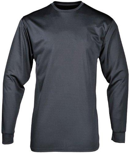 Preisvergleich Produktbild Thermo Unterhemd Herren Sweatshirt, Gr. Small, Grau