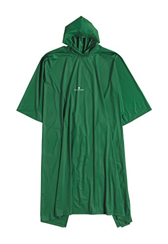 FERRINO   PONCHO JUNIOR  COLOR VERDE