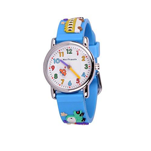 b50d9a73db84 Wolfteeth Jóvenes Niños Pequeños Niños Niños Enfriar Reloj Reloj Maestro