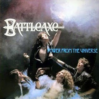 Power From The Universe by Battleaxe
