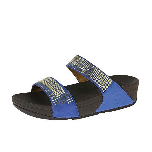Fitflop - Aztek Chada, Sandali da donna - Devon-blau