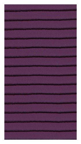 Bodenbelag Floor comfort Weichschaum Badematte Matte Viola 65 breit Violett, aubergine, beereMeterware