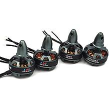 LHI 2CW 2CCW MT2204Ⅱ 2300KV Brushless Motor For FPV QAV250 RC Racing Quadcopter Multicopter
