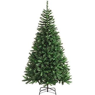 WeRChristmas – Árbol de Navidad con 521 Puntas (Madera de Pino)
