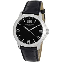 Raymond Weil Men's Watch 5476-ST-00207 with Black Dial
