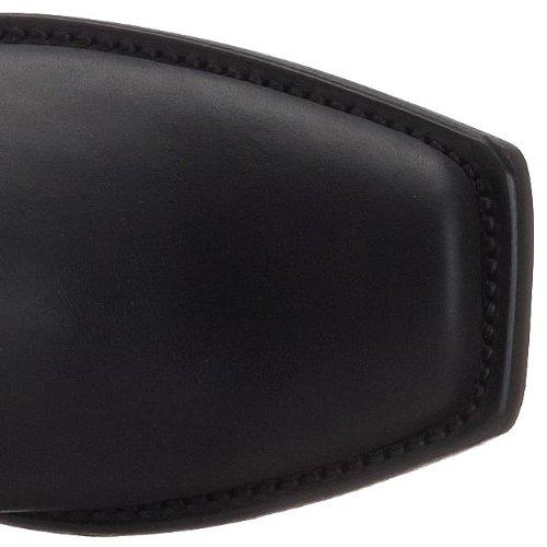 Buffalo Engrasada 1801, Unisex - Stivali Neri Per Adulti (nero 01)