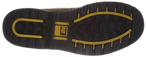 Caterpillar Holton Steel Toe S3 Srivali da Uomo Braun