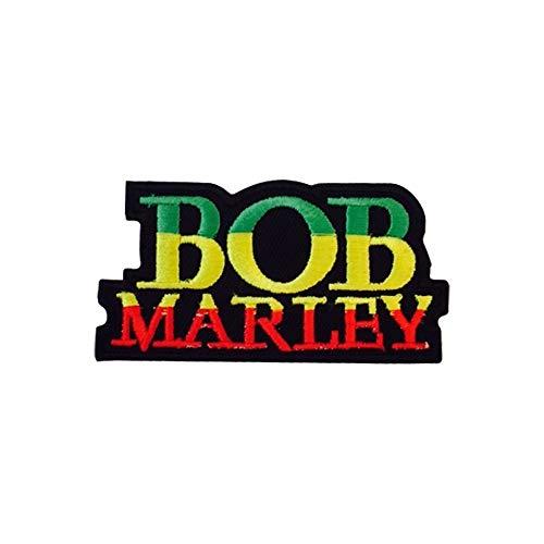 REAL EMPIRE Echt Empire Bob Marley Reggae Musik Eisen/Nähen auf bestickt Patch Kostüm T Shirt Tasche Jacke Badge Bob Patch