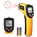 Infrared Thermometer JOSO IR Laser Thermometer Gun Instant Read Non-Contact Digital Infrared Thermometer