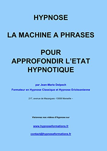 La Machine  phrases