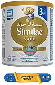 Similac Gold HMO 3 Formula Milk Powder 400g
