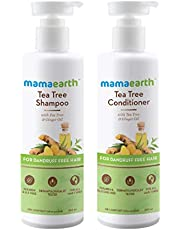Mamaearth Tea Tree Anti Dandruff Hair Kit Tea Tree Shampoo