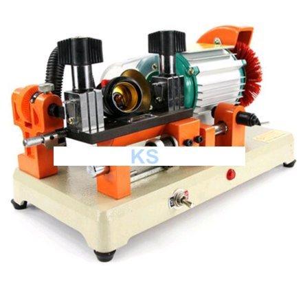 KOHSTAR Machine de découpe de clés multifonction électrique manuellement Double clé horizontale machine de copie RH-2AS outils de serrurier