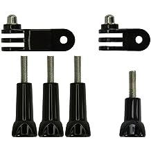 Extensión Asamblea giratorios del brazo JJC 3-Way con tornillos de orejas 4 x 4/3 para GoPro / 3/2/1