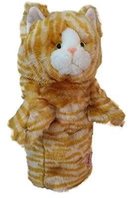 Daphne's Schlägerhaube in Calico-Katzen-Design