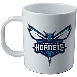 Taza y pegatina de Charlotte Hornets - NBA