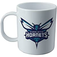 Charlotte Hornets - NBA Becher und Auffkleber
