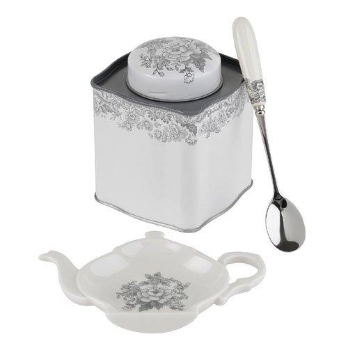 Spode Delamere Rural 3 Stück Tee-Set -