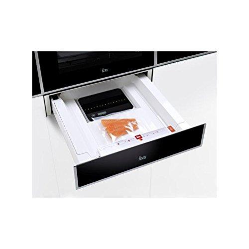 Teka VS 152 GS 40589951 Wärmeschubladen/53,5 cm/modernes Design