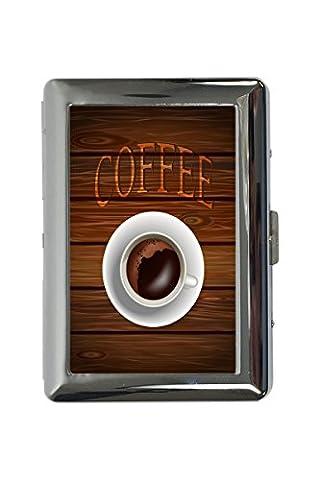 cache étuis à cigarettes Publicité Cuisine Tasse à café imprimées