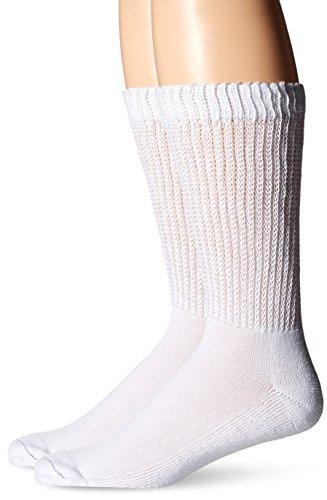dr-scholls-mens-2-pack-diabetes-and-circulatory-socks-white-shoe-12-16
