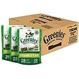 GREENIES Friandises pour Chien Mini 2-7 Kg, 66 Sticks Dentaires (3 Sachets de 170 G)