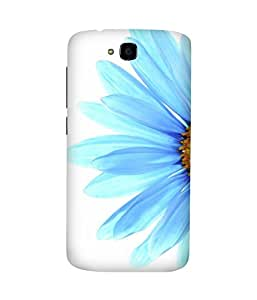 Blue Sunflower Huawei Honor Holly Case