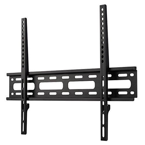 Hama TV-Wandhalterung für 81 cm - 165 cm Diagonale (32 bis 65 Zoll), für max. 35 kg, VESA bis 600x400, schwarz