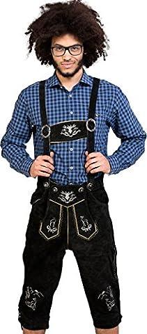 Cerf Costume Outfit - Almwerk Pantalon en cuir pour homme pour