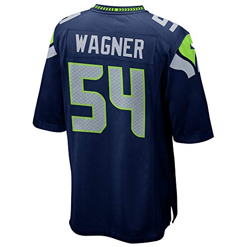 JEMWY Herren/Damen/Jugend_Bobby_Wagner_#54_College_Marine_Sportbekleidung_Fußball_Spiel_Jersey