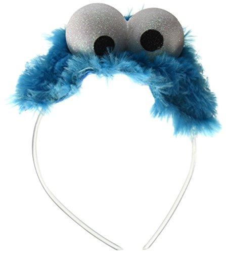 Disguise Costumes Cookie Monster Erwachsenes Stirnband (Monster Erwachsene Cookie)