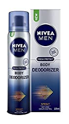 Nivea Men Body Deodorizer, Sprint, 120ml