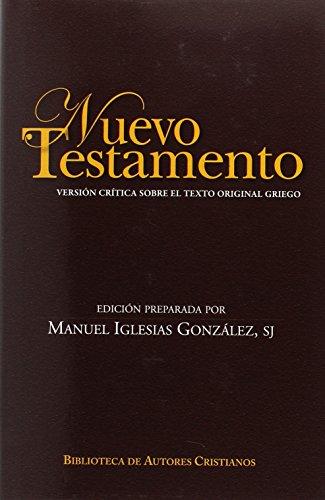 La Biblia - Nuevo Testamento. Escrituras Griegas descarga pdf epub mobi fb2