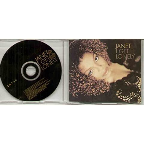 JANET JACKSON - I GET LONELY - CD (not vinyl)