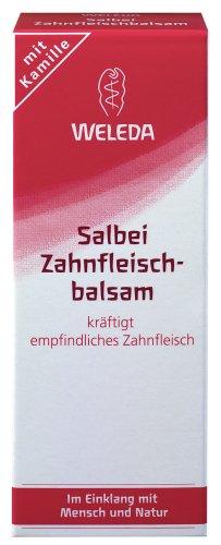 Weleda 8806 Salbei-Zahnfleischbalsam, 30 ml
