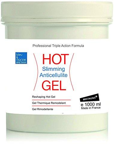 Bleu & marine Bretania Hot Gel Adelgazante Anticelulits