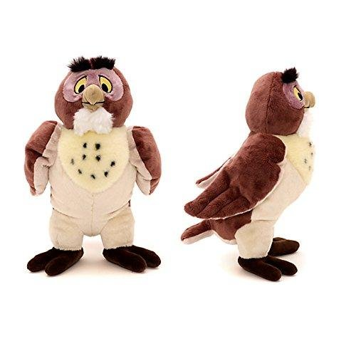 Ufficiale disney winnie the pooh 28cm gufo morbido peluche